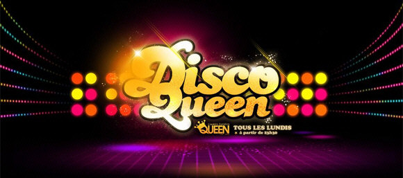 lundi soirée disco queen au queen club paris